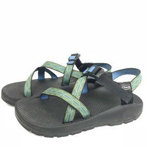 Chaco Z1 Womens Sport Sandal Aztec Boho Size 10